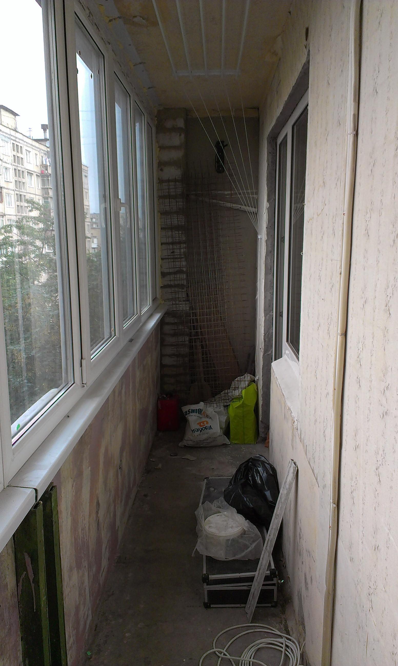 Как отремонтировать балкон своими руками женщине 87